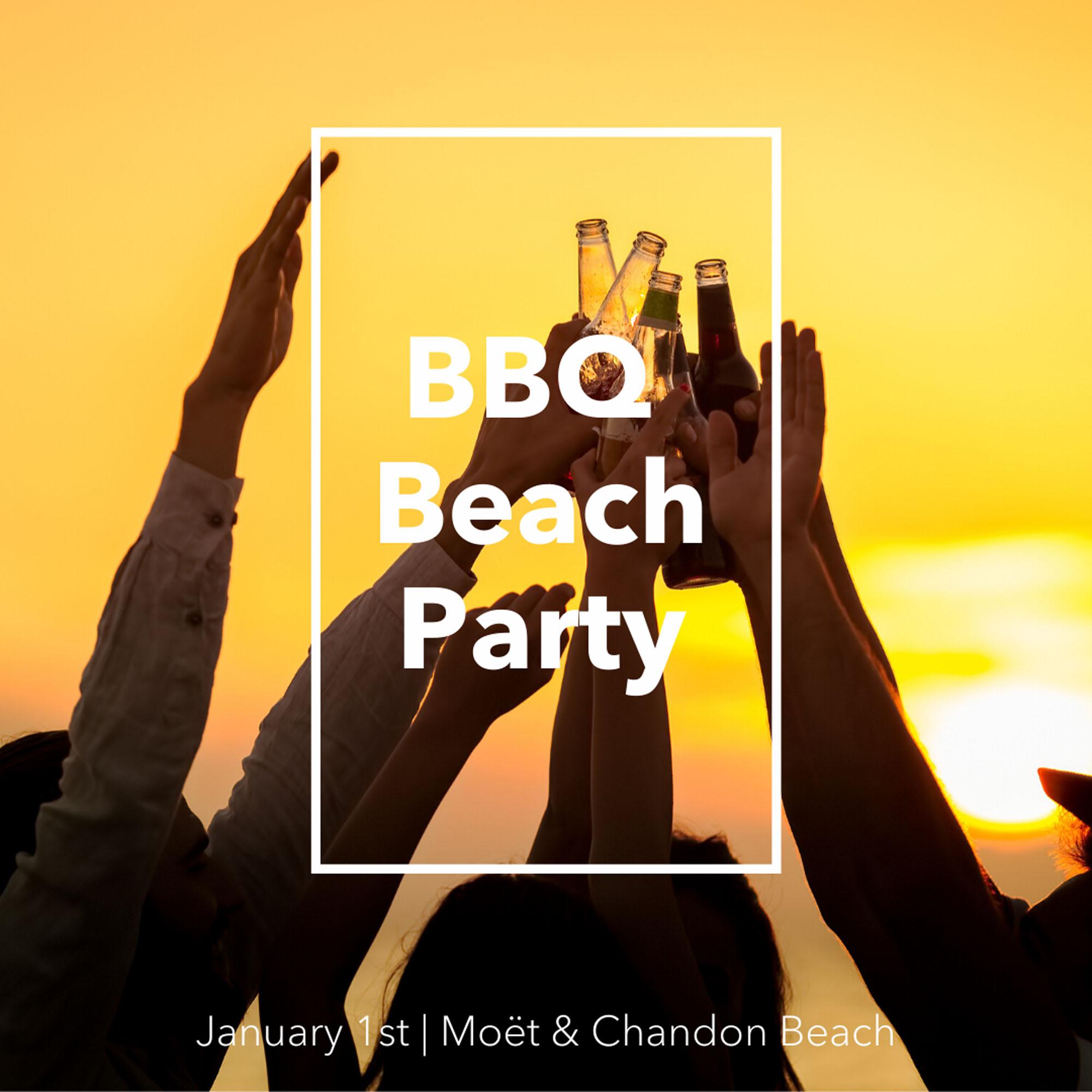 BBQ Beach Party