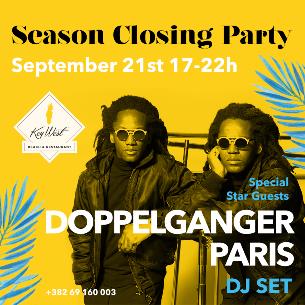 Season Closing Party​